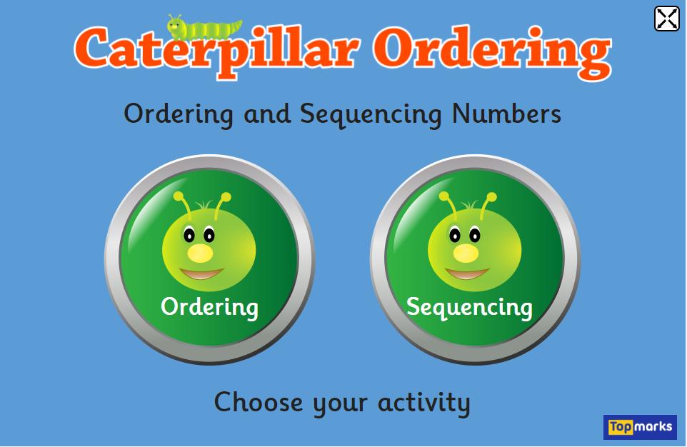 Caterpillar Ordering - Content - ClassConnect