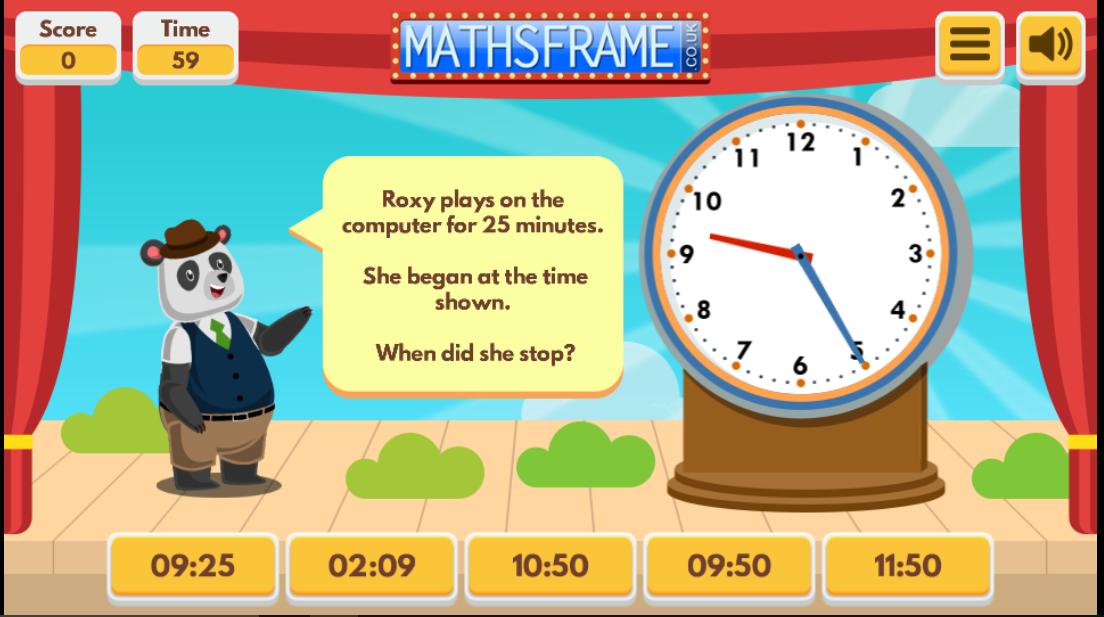 Mathsframe Co Uk Time Word Problems | Nakanak org